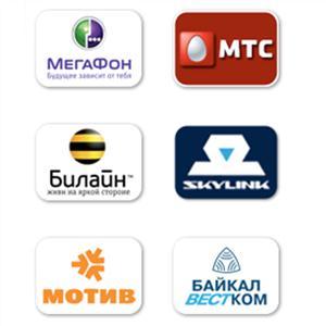 Операторы сотовой связи Шарыпово