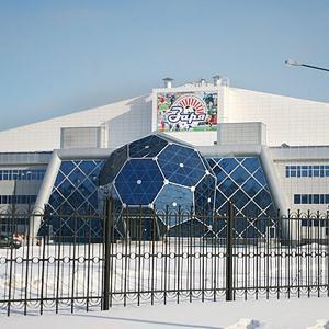 Спортивные комплексы Шарыпово